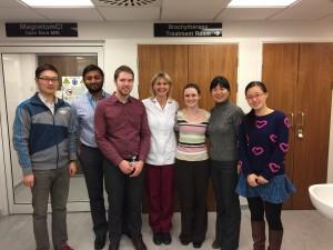 The Brachytherapy team